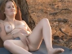 Outdoors Beauty Getting Off