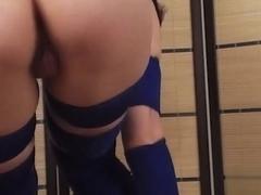 Exotic pornstar in Amazing Cosplay, Solo Girl xxx clip