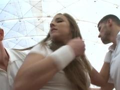 Exotic pornstar Amirah Adara in Horny Anal, Small Tits adult clip