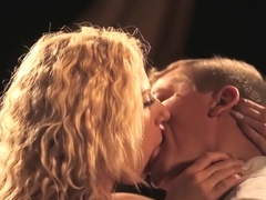 Exotic pornstar Karol Lilien in incredible blowjob, cunnilingus xxx video