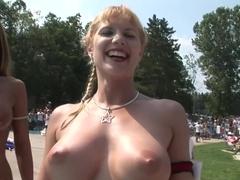 Hottest pornstar in best amateur, group sex porn movie