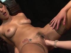 Exotic pornstar Veronica Knocks in Horny Tattoos, Medium Tits sex scene