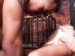 Best pornstars Tanya Cox and Amy Azurra in horny facial, blonde adult scene