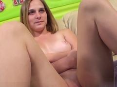 Best pornstar Katie Zane in Fabulous Cunnilingus, Fingering porn clip