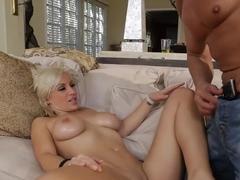 Fabulous pornstar Lexi Swallow in crazy big tits, cumshots xxx clip