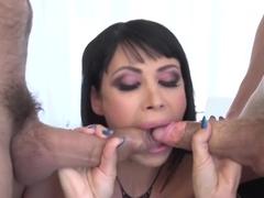 Incredible pornstar Eva Karera in exotic cumshots, big tits xxx clip