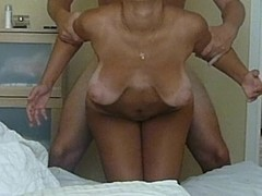 Drilling Lola's pussy with my cock