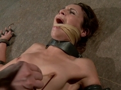 Amber Rayne Returns to Device Bondage