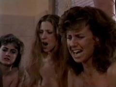 Edy Williams,Various Actresses,Judith Geller,Marie Lamarre,Unknown,Lamya Derval in Hellhole (1985)