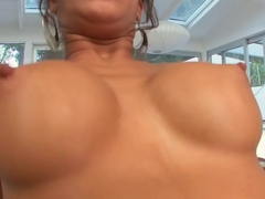 Squirting Milf Does Anal!