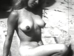 Nude In Dracula's Castle Bonus Loops!