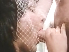 Incredible interracial classic scene with Isa Dery and Tina Loren