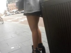 Bare Candid Legs - BCL#011