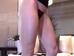 stripper harley - hot blonde naked