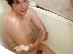 Caught my wife undressed in the baths