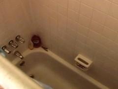 Shower-room voyeur room