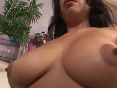 Exotic pornstar Michelle Rica in crazy facial, brazilian sex scene
