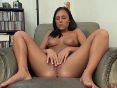 Crazy pornstar Gianna Nicole in Best Solo Girl, Brunette porn scene