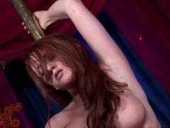 Incredible pornstars Veronica Ricci, Chloe James in Crazy Big Tits, Lesbian porn clip