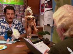 Amazing pornstar in Exotic Pornstars, Threesomes sex movie