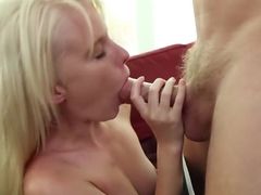 Amazing pornstar Elaina Raye in fabulous facial, small tits xxx video