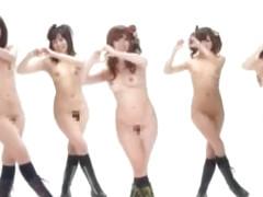 Fabulous Japanese girl Yuuha Sakai, Mahiru Tsubaki, Cocomi Naruse in Horny Big Dick, Lingerie JAV .