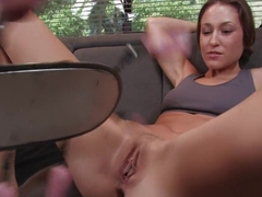 Horny fetish adult scene with best pornstar Ryan Keely from Fuckingmachines