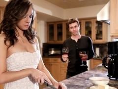 Sara Luvv & James Deen inMy Daughter's Boyfriend #10, Scene #02