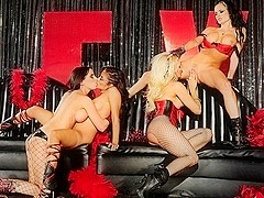 Alektra Blue,Brandy Aniston,Jessica Drake,Kaylani Lei In Sexy, Scene 5