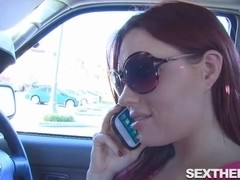 Red Hair Babe Jessica Ryan Fucked