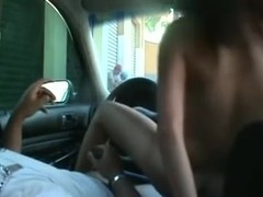 Riding in the Car