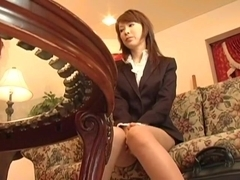 Shizuku Natsukawa Uncensored Hardcore Video with Swallow, Fetish scenes