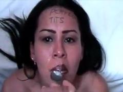 Latin facial cumbrush swallow