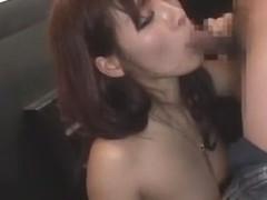 Amazing Japanese girl Nao Ayukawa in Crazy Creampie/Nakadashi, Threesomes JAV clip