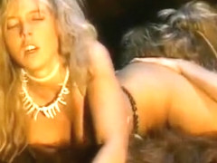 New Barbarians Lesbian Scene