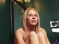 Crazy pornstar Aria Austin in Amazing College, Blonde xxx movie