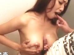 Fabulous Japanese slut Aki Tachibana in Amazing Small Tits JAV movie