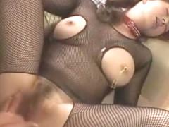 Horny Japanese whore Yumi Kazama in Fabulous Big Tits, Lingerie JAV video