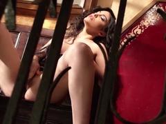 Fabulous pornstars Lara Tinelli, Ana Marco in Amazing Solo Girl, Brunette xxx video