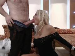 Best pornstar Tia Layne in hottest big tits, lingerie xxx movie