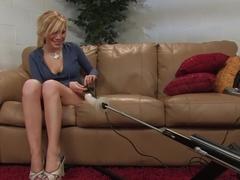 Amazing fetish adult scene with hottest pornstar Sascha Sin from Fuckingmachines