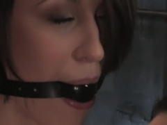 Incredible fetish porn movie with crazy pornstars Ryan Keely and Sandra Romain from Whippedass