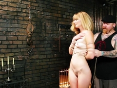 Fabulous fetish xxx scene with hottest pornstars Boss Bondage and Mona Wales from Kinkuniversity