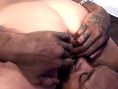 Amazing pornstar Jordan Pryce in Best Blonde, Interracial sex scene