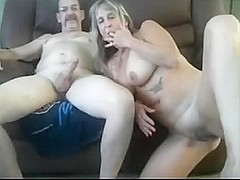 My big tit amateurs vid shows me enjoying a hard cock