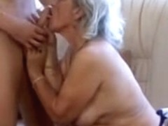 Sexually Excited grannies taking schlongs in all poses