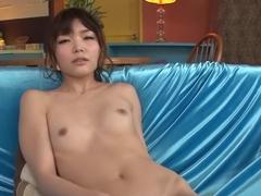 Fabulous Japanese whore Megumi Shino in Incredible JAV uncensored Dildos/Toys video