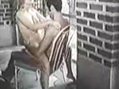 Amazing lesbian classic scene with Kim Frank and Brigitte Maier