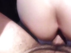 Sexy doggy style with a huge cumshot.