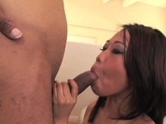 Horny pornstar Myla Montez in Incredible Big Cocks, Interracial xxx clip